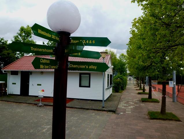 TV Koriander park en chalet