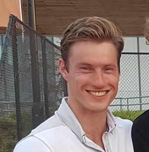 Steven Gallacher Eerste Team GTR Tennis