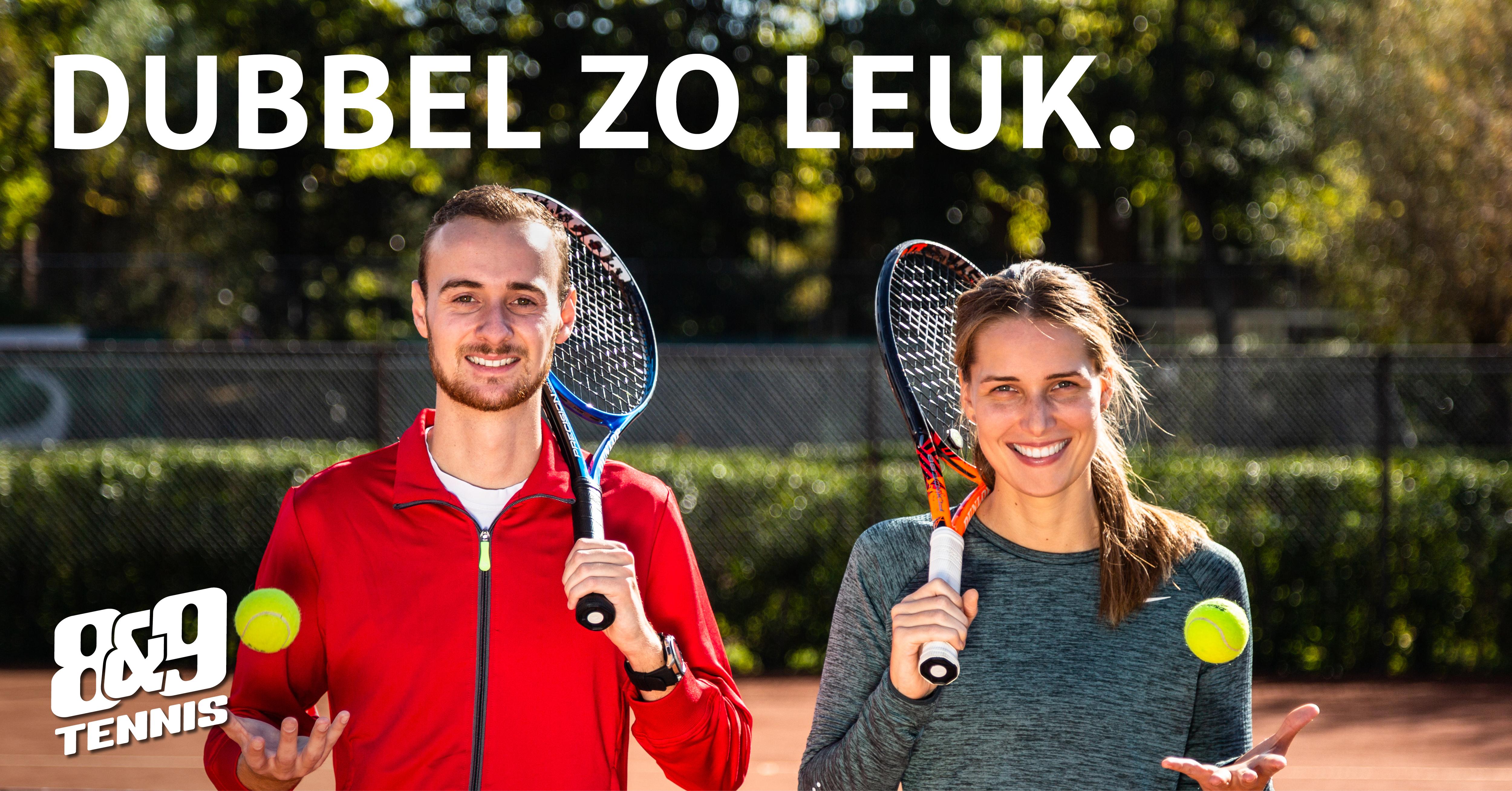Tennis Beginners Competitie 8 9 GTR Limburg