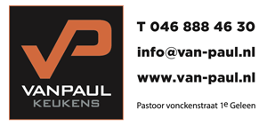 Van Paul Keukens Sponsor GTR