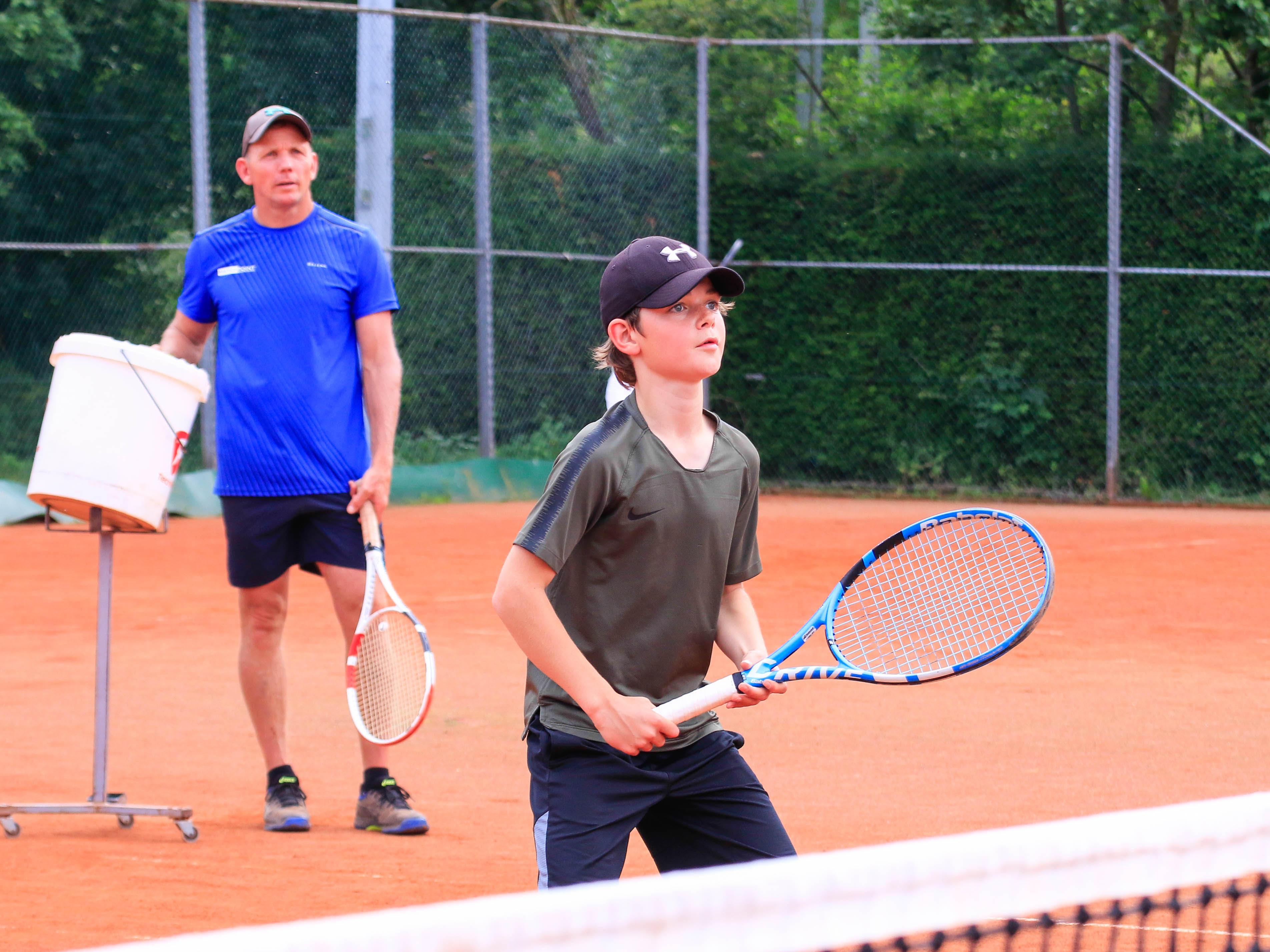 Tennis GTR Training