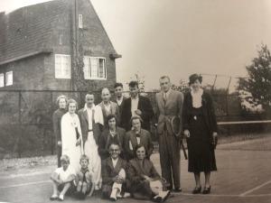 Geschiedenis GTR Tennis Geleen Beek