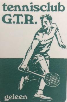 Geschiedenis Logo GTR Tennis