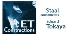 ET Constructions Staal Constructies Eduard Tokaya Sponsor GTR