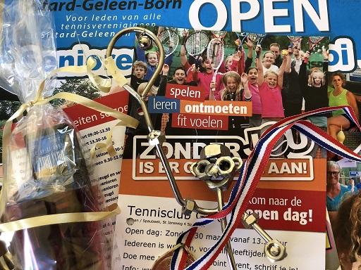 Activiteiten GTR Tennis Geleen Beek