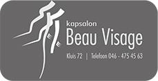 Beau Visage Kapsalon Sponsor GTR