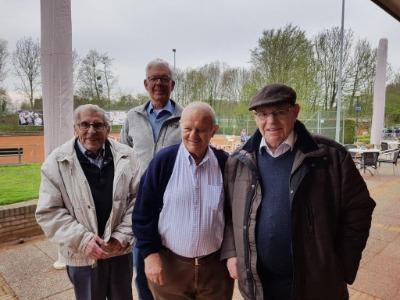 Tennis GTR Parkbeheer Vrijwilligers