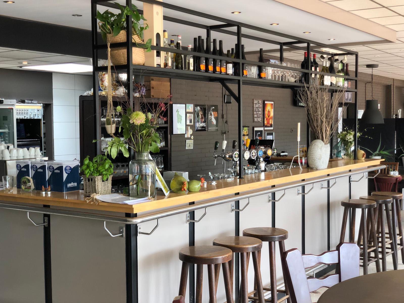 Clubhuis GTR Tennis Bar