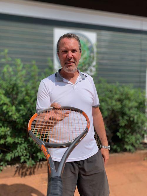 Trainer Philip Buskop 't Melkhuisje