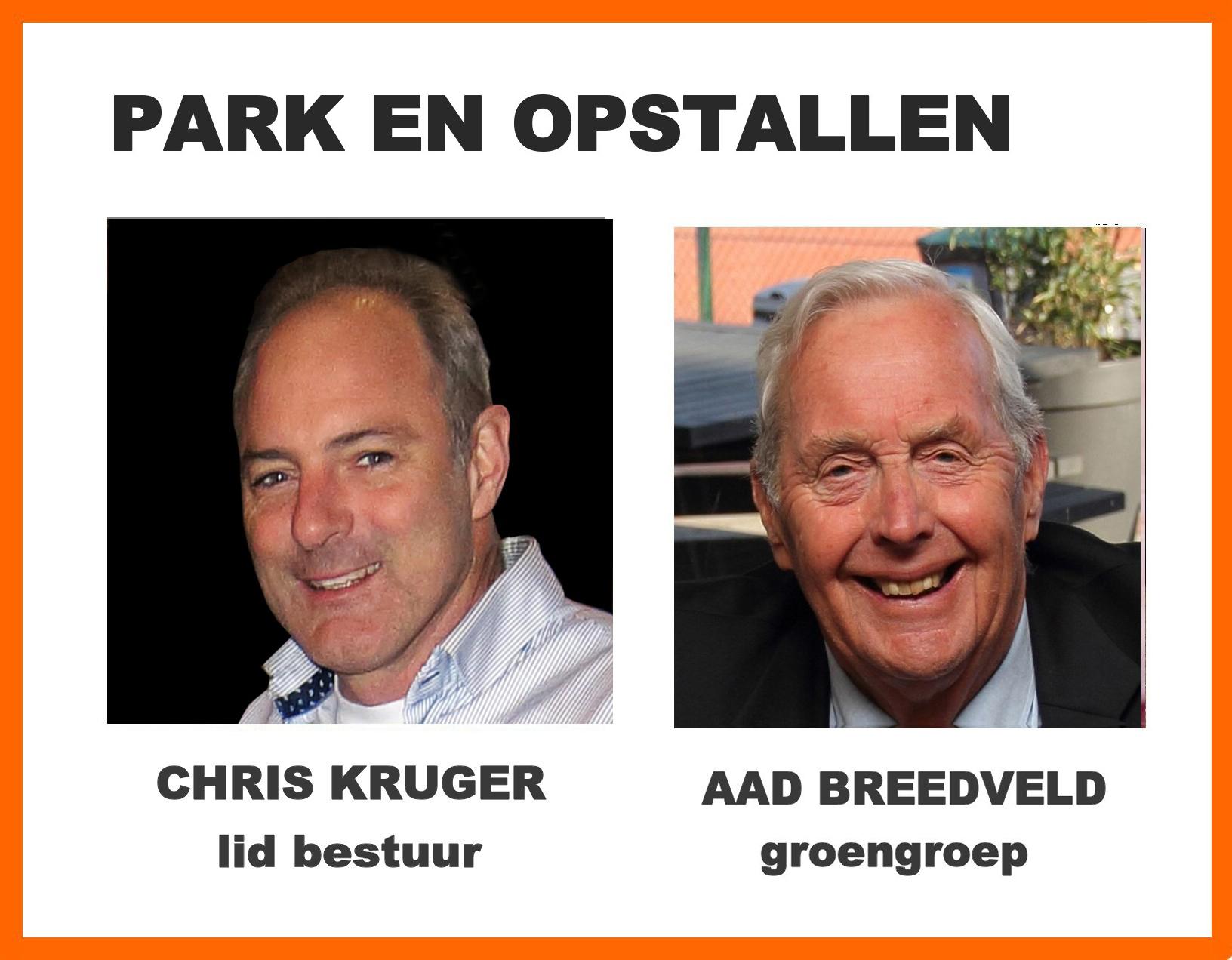 park en opstallen