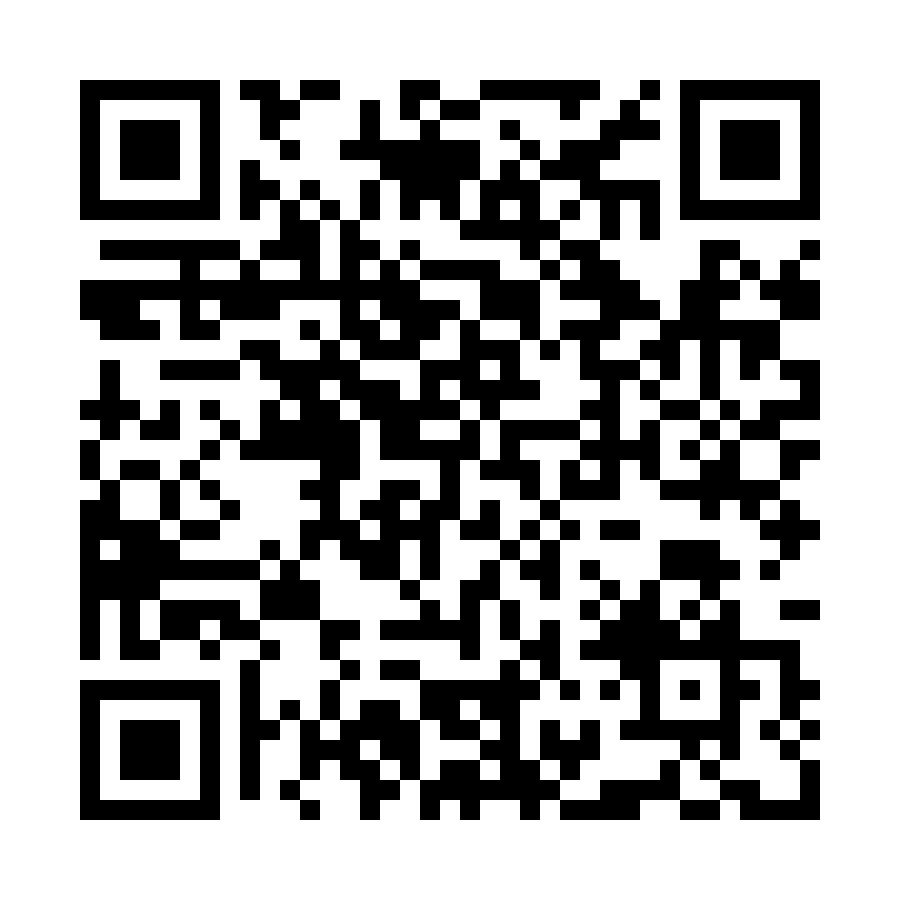 QR Code voor loten kopen.
