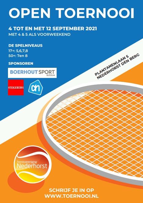 Tennisposter 2021