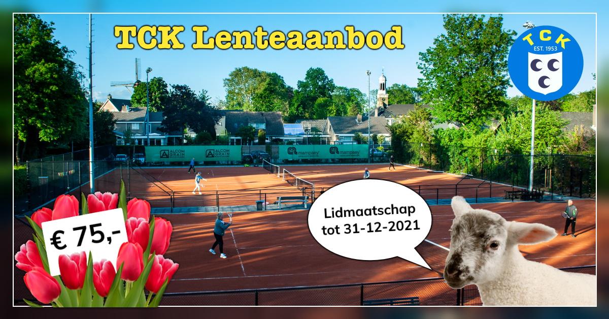 TCK Lenteaanbod